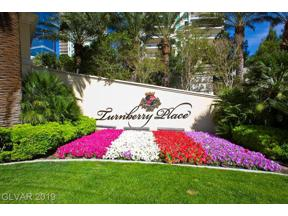 Property for sale at 2747 Paradise Road Unit: 1006, Las Vegas,  Nevada 89109