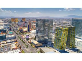 Property for sale at 3750 Las Vegas Boulevard Unit: 2908, Las Vegas,  Nevada 89158