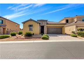 Property for sale at 35 Sloping Green Drive, Las Vegas,  Nevada 89148
