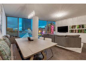 Property for sale at 3726 Las Vegas Boulevard 801, Las Vegas,  Nevada 89158