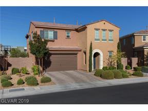 Property for sale at 2453 Range Creek Street, Henderson,  Nevada 89044