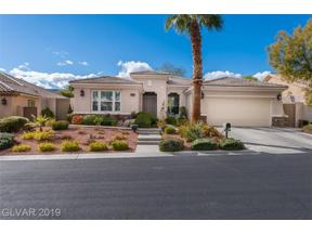 Property for sale at 3289 Saddle Soap Court, Las Vegas,  Nevada 89135