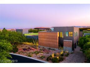 Property for sale at 7 Sable Ridge Court, Las Vegas,  Nevada 89135