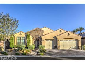 Property for sale at 2716 Bonaparte Lane, Henderson,  Nevada 89044