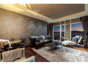 Property for sale at 3750 Las Vegas Boulevard Unit: 3711, Las Vegas,  Nevada 89158