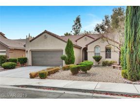 Property for sale at 2429 Allegretto Avenue, Henderson,  Nevada 89052