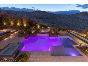 Property for sale at 19 Midnight Ridge, Las Vegas,  Nevada 89135