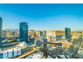 Property for sale at 3726 Las Vegas Boulevard Unit: 2708, Las Vegas,  Nevada 89158