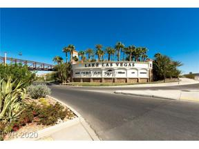Property for sale at 1 COSTA DEL SOL Court, Henderson,  Nevada 89011
