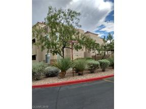 Property for sale at 1908 Tierra Vista Drive Unit: 211, Las Vegas,  Nevada 89128