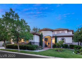 Property for sale at 9312 Fontainbleu, Las Vegas,  Nevada 89145