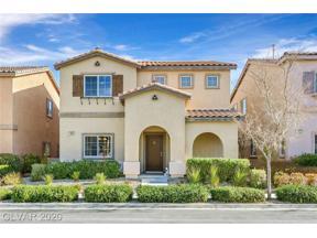 Property for sale at 1864 Foro Romano Street, Henderson,  Nevada 89044