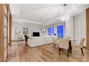 Property for sale at 3750 S LAS VEGAS BL Boulevard 3807, Las Vegas,  Nevada 89158