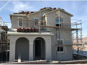 Property for sale at 2507 Piacenza Place, Henderson,  Nevada 89044