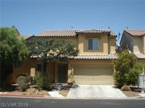 Property for sale at 3986 Gray Aster Drive, Las Vegas,  Nevada 89122