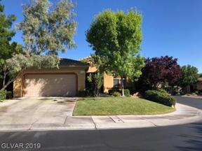 Property for sale at 11 Emerald Dunes Circle, Henderson,  Nevada 89052