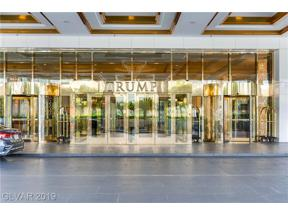 Property for sale at 2000 Fashion Show Drive Unit: 2422, Las Vegas,  Nevada 89109