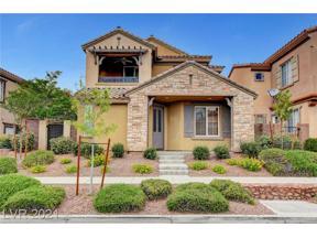 Property for sale at 2253 Aragon Canyon Street, Las Vegas,  Nevada 89135