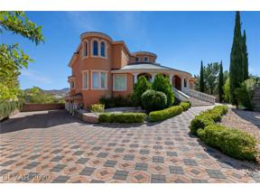 Property for sale at 22 ANTHEM POINTE Court, Henderson,  Nevada 89052
