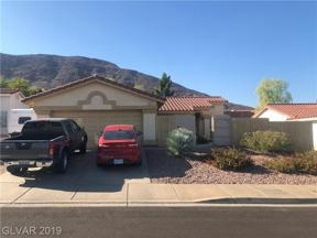 Property for sale at 413 South Palegold Street, Henderson,  Nevada 89012