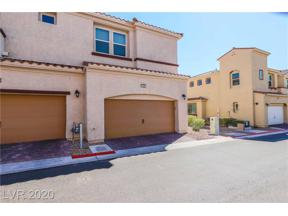Property for sale at 1028 Via Panfilo Avenue, Henderson,  Nevada 89011
