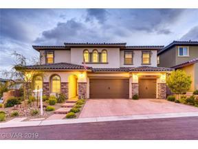 Property for sale at 12105 Cabo Rojo Avenue, Las Vegas,  Nevada 89138
