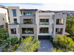 Property for sale at 1237 Starview Peak Court, Henderson,  Nevada 89012