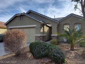 Property for sale at 2413 Allegretto Avenue, Henderson,  Nevada 89044