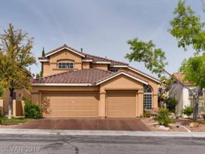 Property for sale at 1709 Royal Canyon Drive, Las Vegas,  Nevada 89128