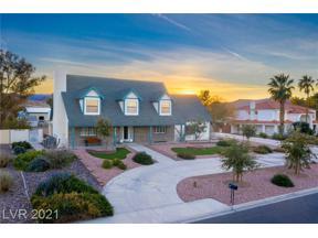 Property for sale at 1107 Santa Ynez Avenue, Henderson,  Nevada 89002