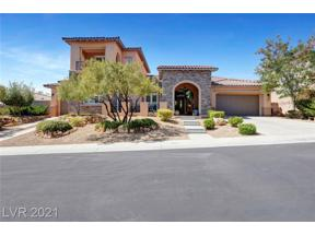 Property for sale at 631 Chervil Valley Drive, Las Vegas,  Nevada 89138