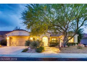 Property for sale at 2093 Mountain City Street, Henderson,  Nevada 89052