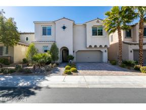 Property for sale at 841 Orchard Course Drive, Las Vegas,  Nevada 89148