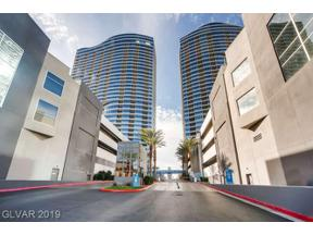 Property for sale at 4525 Dean Martin Drive Unit: 3206, Las Vegas,  Nevada 89103