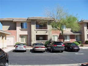 Property for sale at 909 Domnus Lane Unit: 203, Las Vegas,  Nevada 89144