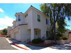 Property for sale at 261 Jaramillo, Henderson,  Nevada 89052