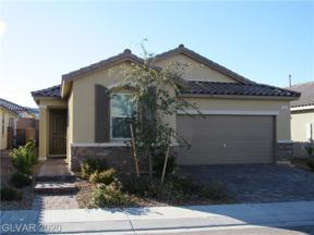 Property for sale at 2933 Capobella Avenue, Henderson,  Nevada 89044