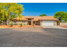 Property for sale at 5935 N CAMPBELL Road, Las Vegas,  Nevada 89149