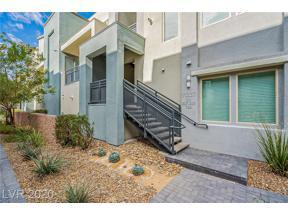 Property for sale at 11237 Rainbow Peak Avenue 207, Las Vegas,  Nevada 89135