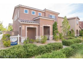 Property for sale at 1985 Via Del Gradi Walk, Henderson,  Nevada 89044