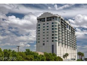 Property for sale at 900 S LAS VEGAS BL Boulevard 1504, Las Vegas,  Nevada 89101