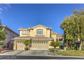 Property for sale at 109 N BUTEO WOODS Lane, Las Vegas,  Nevada 89144