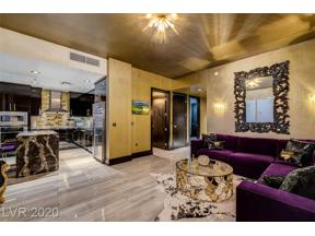 Property for sale at 4575 Dean Martin Drive 1407, Las Vegas,  Nevada 89103