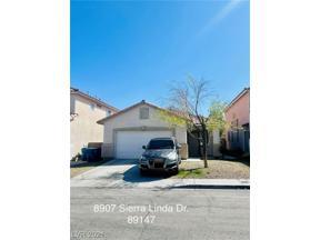 Property for sale at 8907 Sierra Linda Drive, Las Vegas,  Nevada 89147