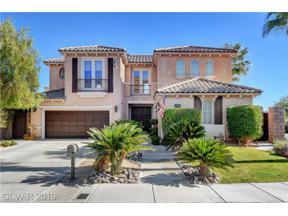 Property for sale at 2924 Evening Rock Street, Las Vegas,  Nevada 89135