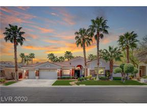 Property for sale at 4659 Dream Catcher Avenue, Las Vegas,  Nevada 89129