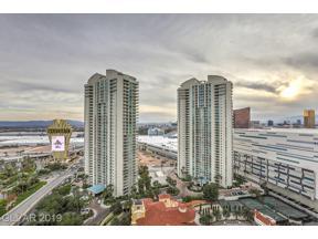 Property for sale at 2777 Paradise Road Unit: 2503, Las Vegas,  Nevada 89109