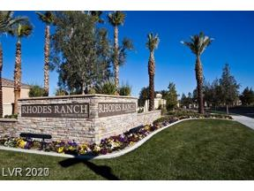 Property for sale at 153 Honors Course Drive Unit: none, Las Vegas,  Nevada 89148