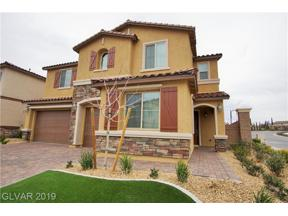 Property for sale at 12252 Old Muirfield Street, Las Vegas,  Nevada 89141