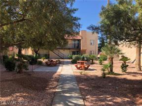 Property for sale at 4361 Alexis Drive Unit: 339, Las Vegas,  Nevada 89103